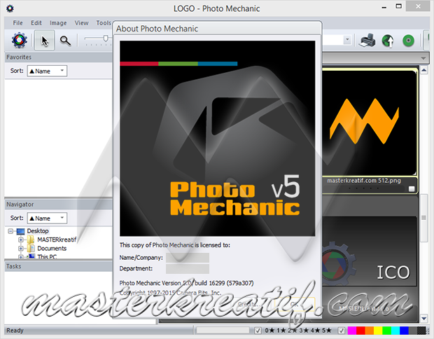 Photo Mechanic 5