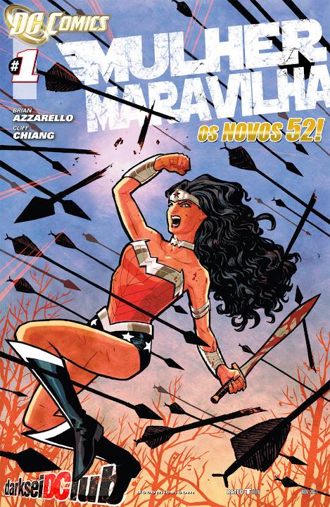 Mulher Maravilha (Os Novos 52)