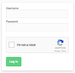 Google New reCaptcha using PHP - Are you a Robot?