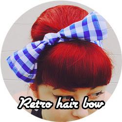 DIY Vintage Hairstyle