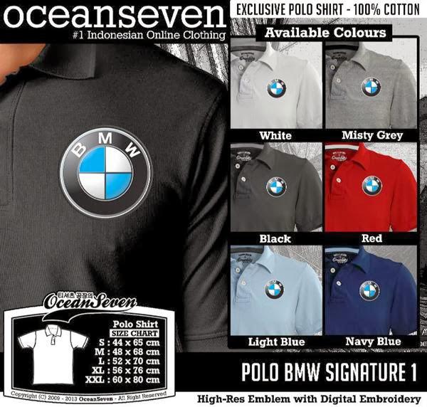POLO BMW Signature distro ocean seven