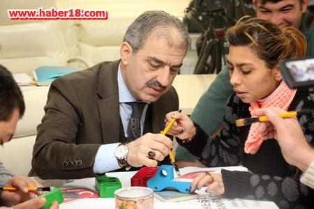 Çankırılı Engelliler Haleplilerin Yüzünü Güldürecek