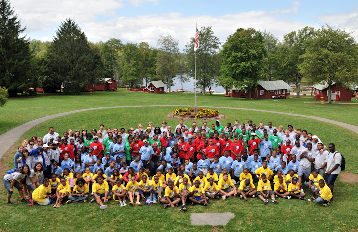 Camp POWER Group - 2010