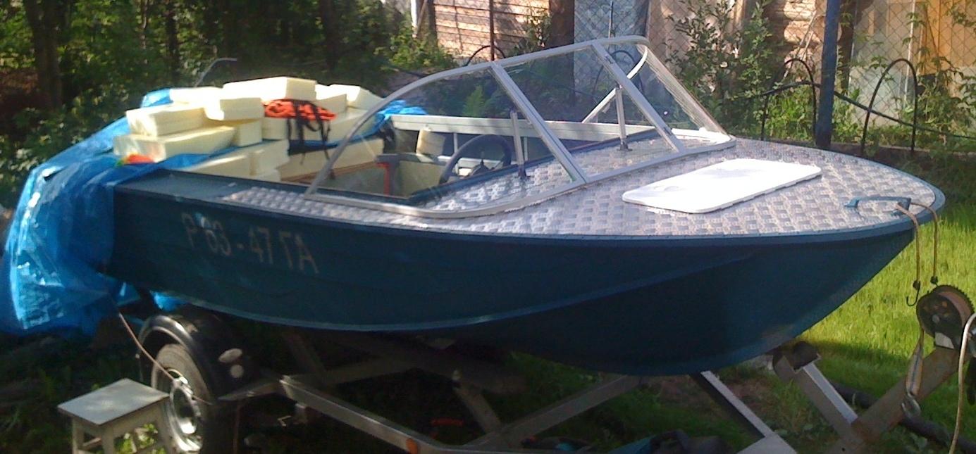 Лодки своими руками для автомобиля 341