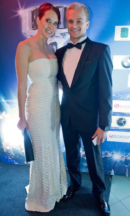 Кэтрин Хайд и Хейкки Ковалайнен James Bond and Bond Girl 16 января 2013