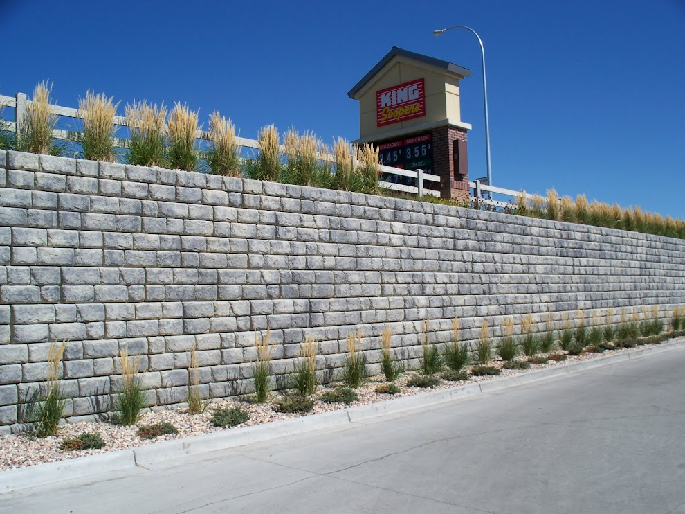 northern colorado retaining wall systems