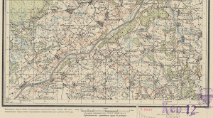 Russian old map N-36-40-C-sued