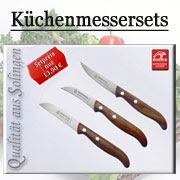 Küchenmesser Gemüsemesser Schälmesser Allzweckmesser von Marsvogel Solingen. Küchenmesser mit Holzgriff Kunststoffgriff oder vernietet. Küchenmesser aus Solingen.