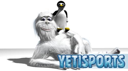 yeti sports penguin