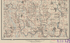 Russian old map N-36-41-D-sued