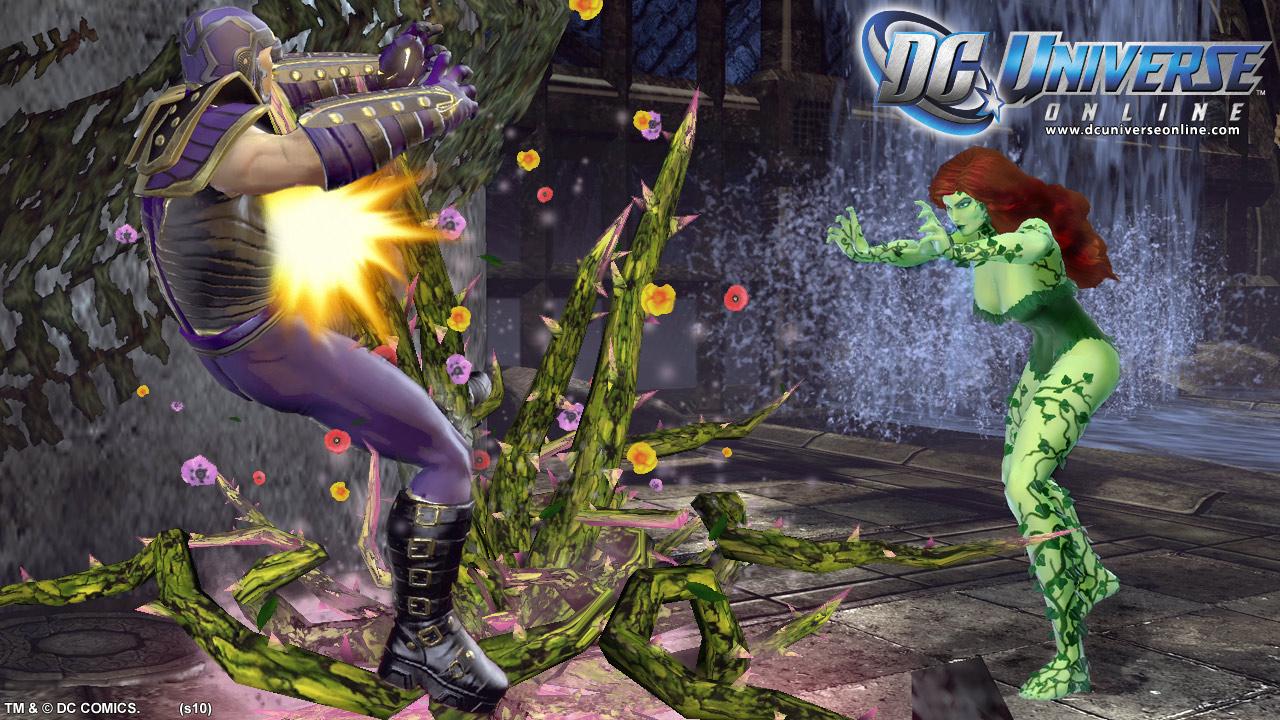 Khám phá DC Universe Online: Poison Ivy - Ảnh 2