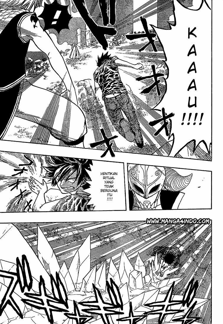 Fairy Tail Manga Indo 29 page 7