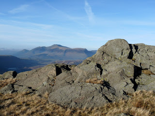Skiddaw from Brown Crag