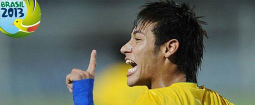 Brasil vs. Japón en Vivo - Copa Confederaciones 2013