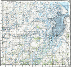 Map 100k--r41-105_106--(1983)
