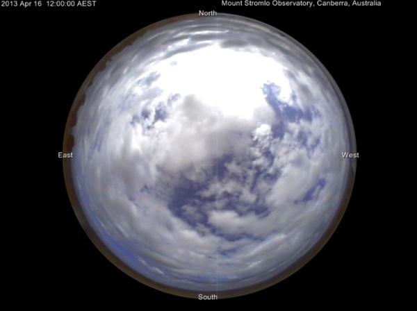 Stromlo Sky Camera