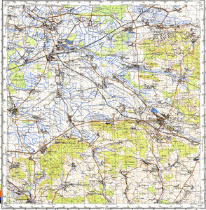 Map 100k--m35-074--(1978)