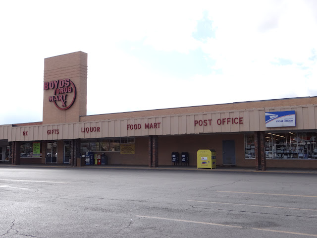 Rapid City, SD: Boyd's Drug West CPU