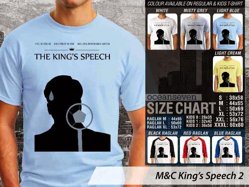 KAOS film Movie Kings Speech 2 Film Cinema distro ocean seven