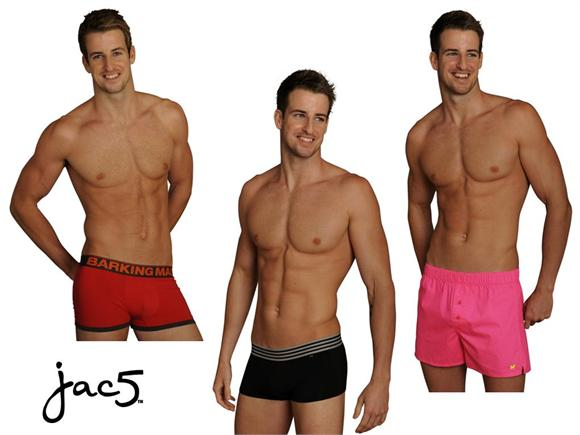 James Magnussen for jac5 [men's fashion]