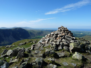Middle Fell & the Screes