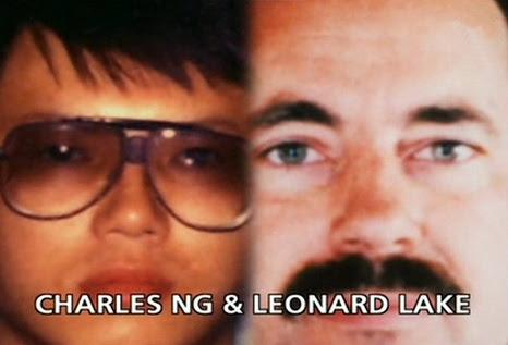 Charles Ng i Leonard Lake / Charles Ng & Leonard Lake (2004) PL.TVRip.XviD / Lektor PL