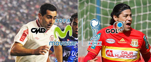 Universitario vs Sport Huancayo en Vivo - Copa Movistar
