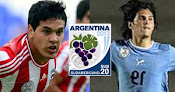 Paraguay vs. Uruguay - Sudamericano Sub 20 en Vivo