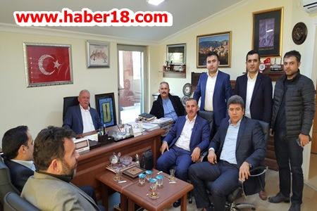 Çankırı Eğitim Bir-Sen Şube yönetimi Ankara'da Eğitim Birsen
