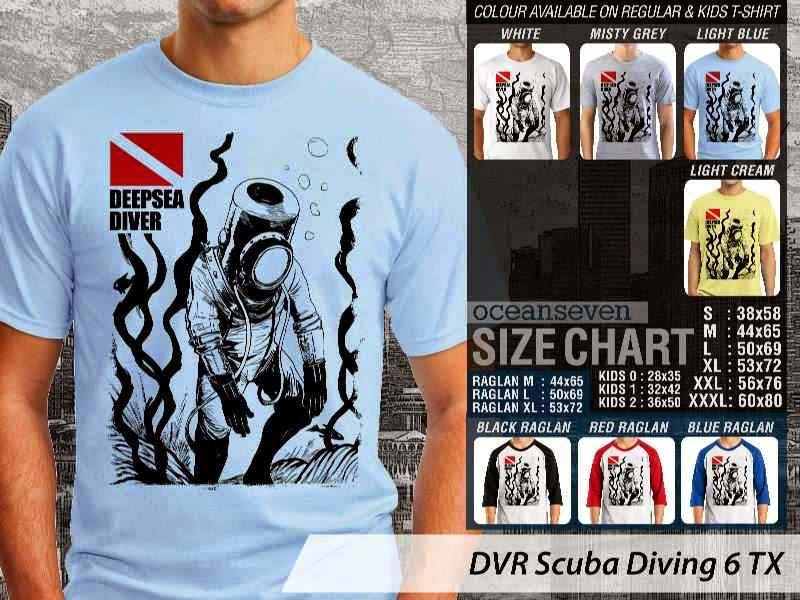 Kaos DVR Scuba Diving 6 TX distro ocean seven