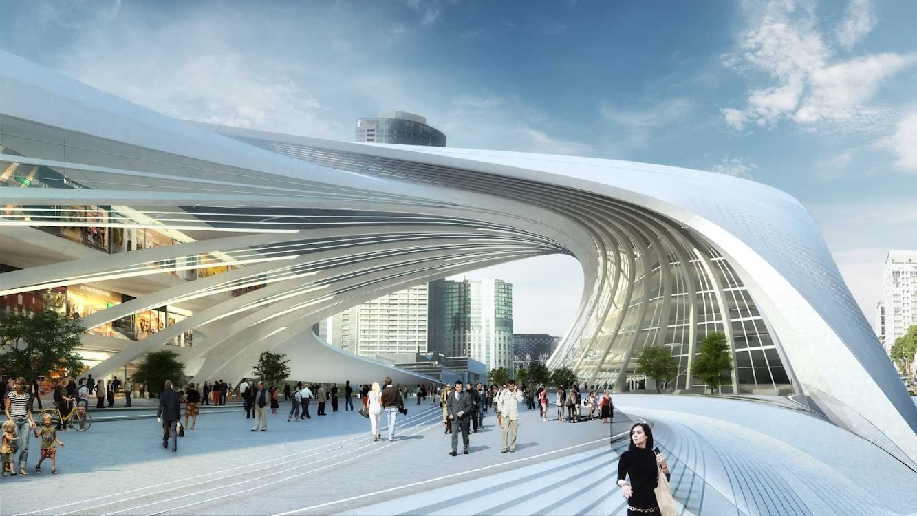 03-Flinders-Street-Station-Design-Competition-by-Zaha-Hadid+BVN-Architecture