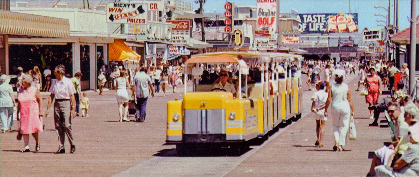 Vintage Wildwood New Jersey