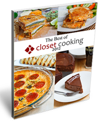 Cover: The Best of Closet Cooking 2012