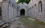The Great Basilica in Butrint (VI Cent AD).