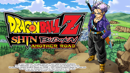 Dragon Ball Z Shin Budokai Another Road [Ingles] [PSP] [PL-UB]