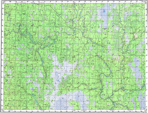 Map 100k--p39-007_008--(1989)