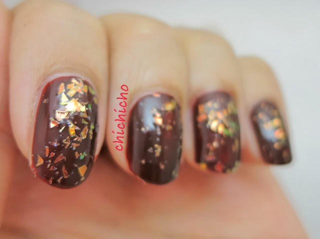 REVLON Nail Art Moon Candy 290 Universe swatch