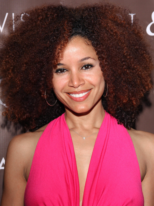"HAIR CRUSH OF THE WEEK"" Mari Morrow"