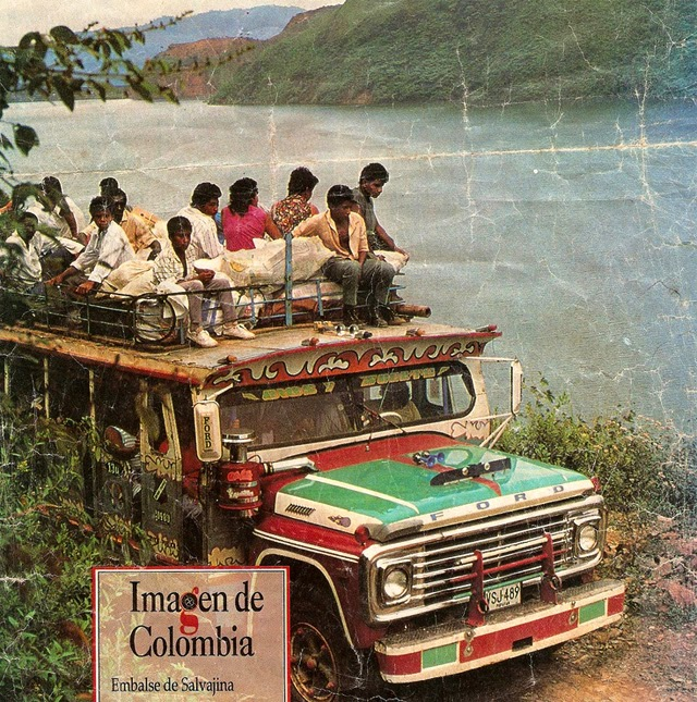 Amazing Com: Colorful South American Buses That Are Incredibly Awesome