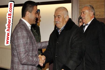 Çankırı'da Emekli Öğretmenler İçin Özel Kutlama