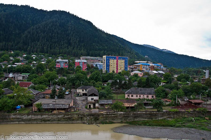 Город боржоми грузия фото