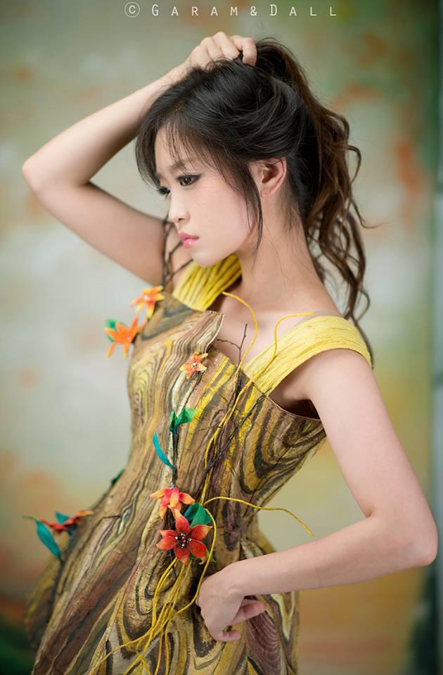 Ngắm vẻ đẹp ngây thơ và dễ thương của Tomia - Ảnh 10