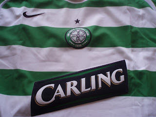 Celtic camiseta Nike