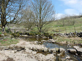 The stream at Cray