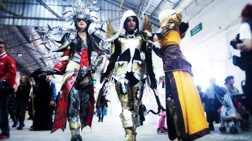 Loạt cosplay cực chất về Wizard trong Diablo 3