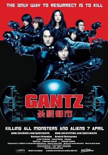 Sinh Tử Luân Hồi - Gantz (2011)