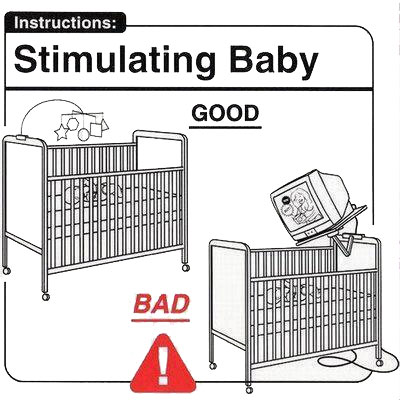 Baby Instructions: Stimulating Baby