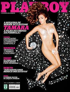Download – Revista Playboy – Tamara Ecclestone – Junho de 2013