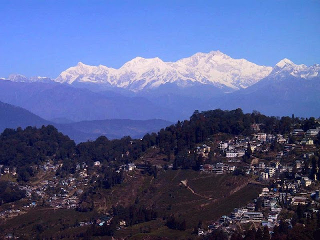 Darjeeling - India's Dream Land Seen On www.coolpicturegallery.us