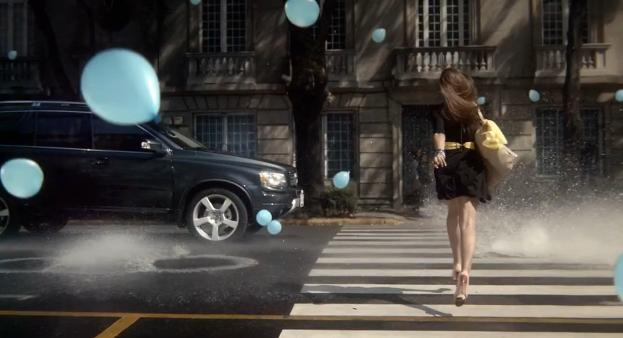 "Rain-X Creates A Cool ""Balloon Storm"" For It's Newest Commercial"